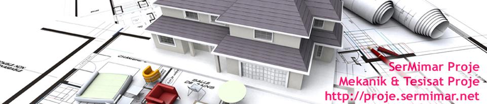 İnşaat Mekanik Proje Dizayn ve Çizim Ofisi, mekanik projeler, mekanik tesisat projesi