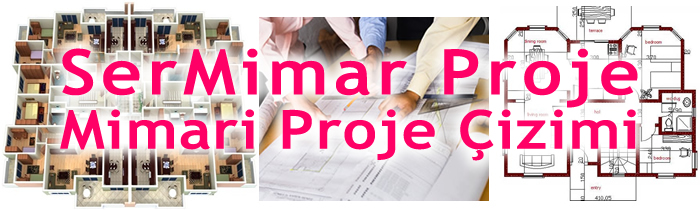 Ev Proje Örnekleri, Villa Projeleri, Villa Proje Çizim